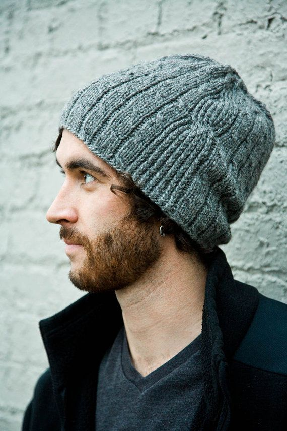 Mens Knitted Hat Patterns : Knitting Pattern for Mens Hat - Bartek Knitting, Men ...