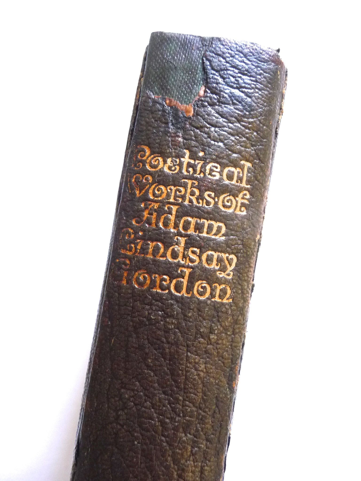 Poetical Works of Adam Lindsay Gordon 1913 Edition