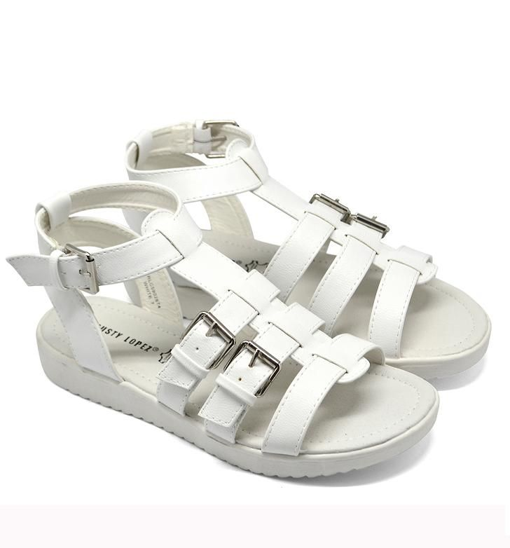 6b565e35af20 Did you just fall in love with these white sandals  Because I did. Fall