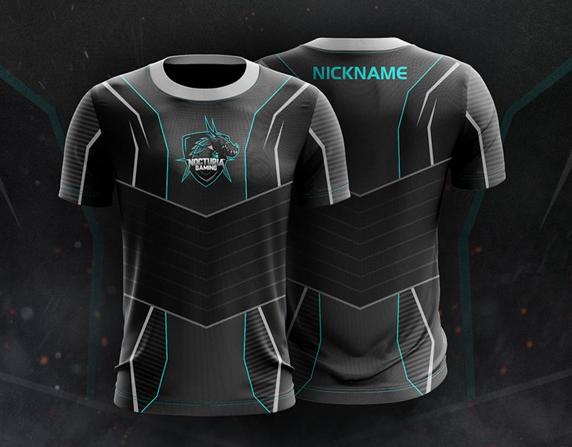 Download Jersey Esport Team Mockup On Behance Sports Uniform Design Sport Shirt Design Sports Jersey Design