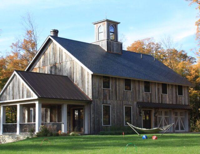 barn house barn conversion pinterest. Black Bedroom Furniture Sets. Home Design Ideas