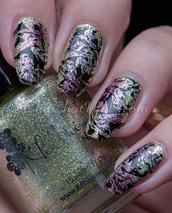 Birthstone Oil-spill (ChitChat Nails) | Oil