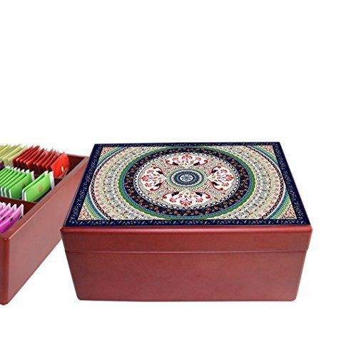 Kolorobia Flowers Fountain Tea Chest ** You Can Find Out