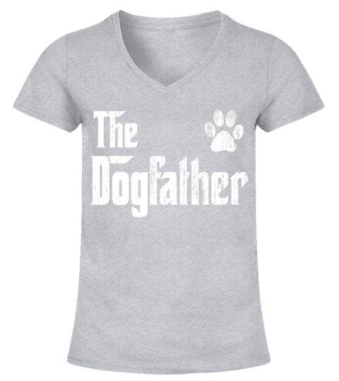 Il Dogfather Cane Camicia Padre Mens Maglia Da Calcio DDTy5GX1