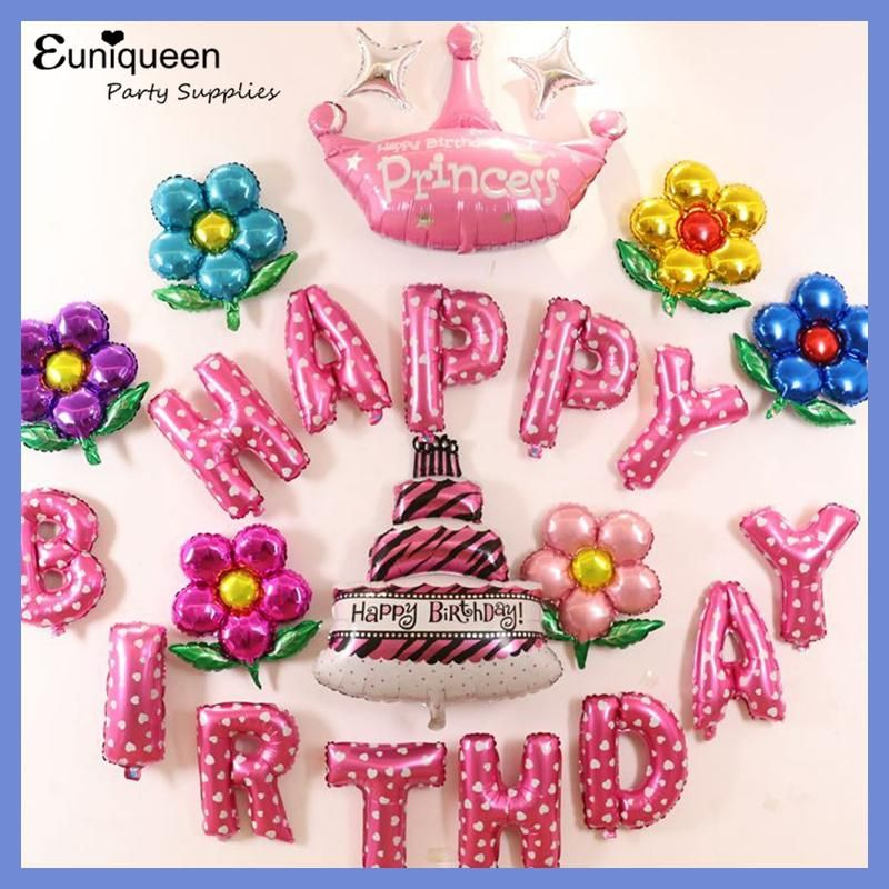 34+ Foil letter balloons pink ideas in 2021