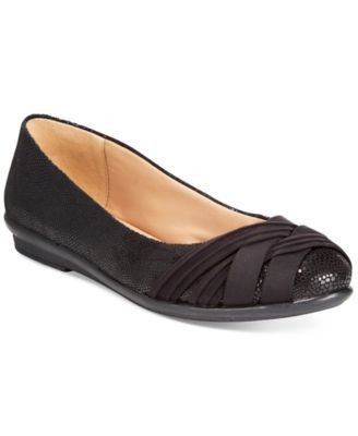 0c6fd1aebaf1c Easy Spirit Katerina Flats | macys.com Easy Spirit Shoes, Buy Shoes Online,