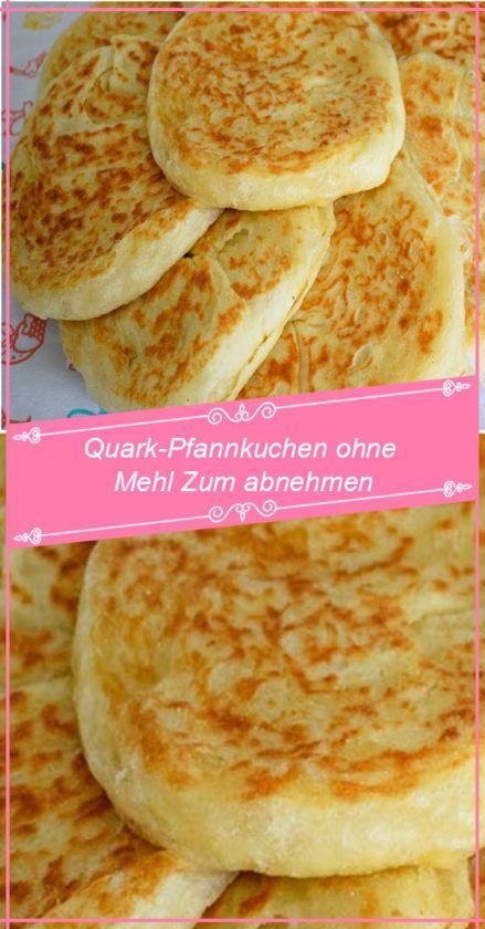 Quark-Pfannkuchen ohne Mehl Zum abnehmen – RezepteBlog.net - Angelo&Kuchenrezepte
