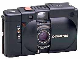 olympus xa camera photograph