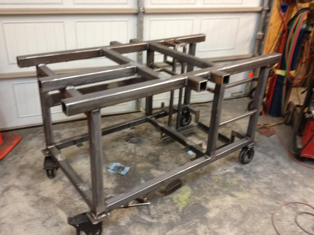 Welding Table Build Welding Table Welding Table Diy Welding