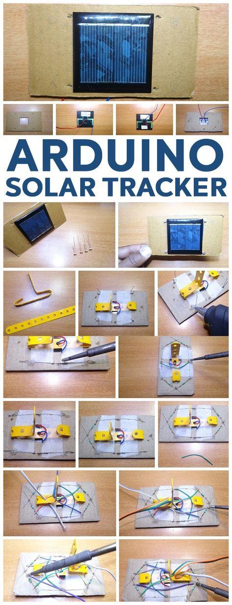 Arduino Solar Tracker | Elettronica, Informatica, Progetti