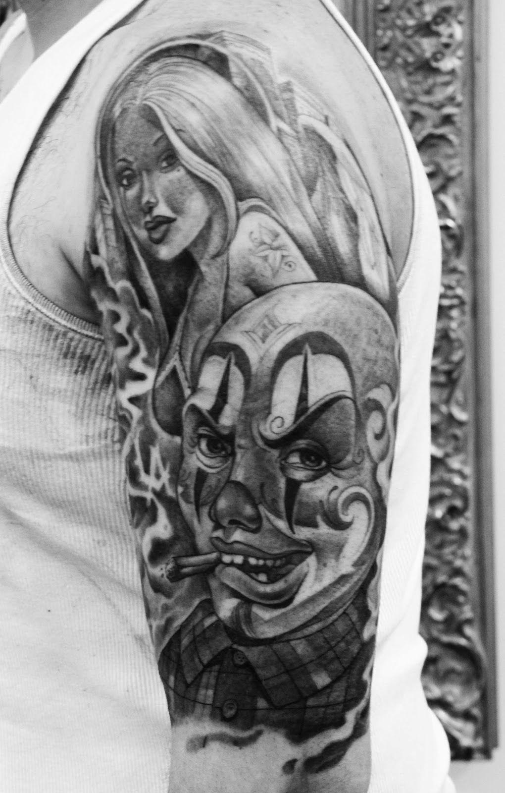 Mister cartoon cartoon tattoos tattoo artists mr