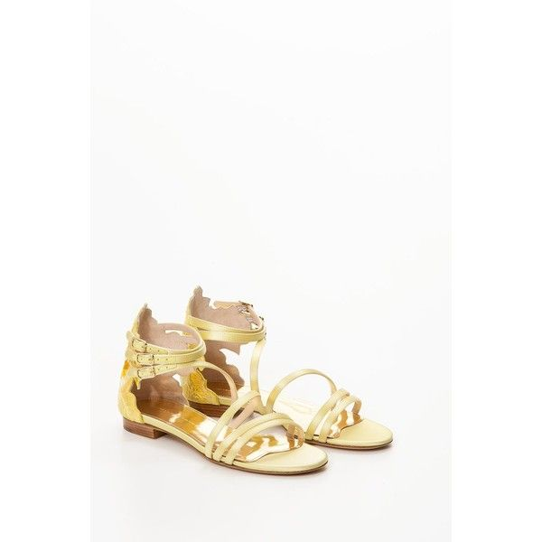 Ermanno Scervino Shoes (5 995 SEK) ❤ liked on Polyvore