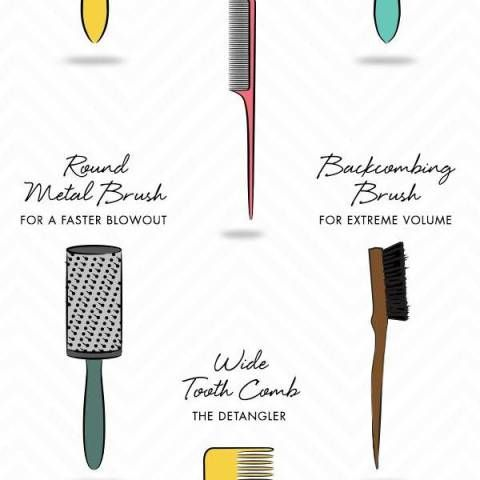 Which Hair Brush Should You Use