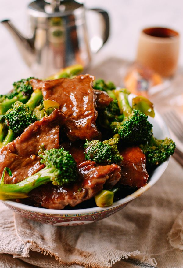Beef and Broccoli: Authentic Restaurant Recipe   The Woks of Life