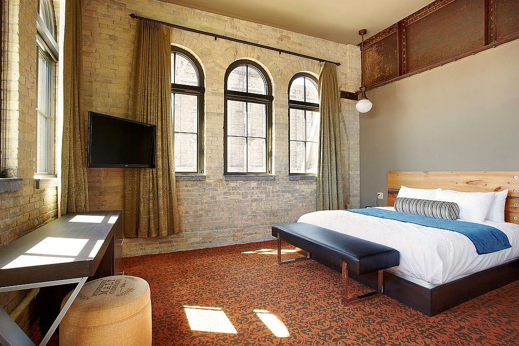 Transformative Design: Seven Cool Hotel Conversions