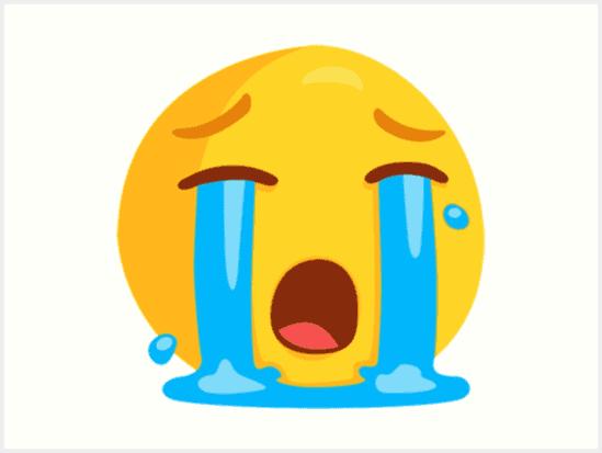 Crying Emoji Images Free Download Crying Emoji Emoji Images Emoji Pictures