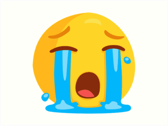 So Funny Laughing Emoji Crying Emoji Emoji Stickers