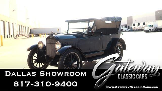 1920 Gardner Light Four Touring