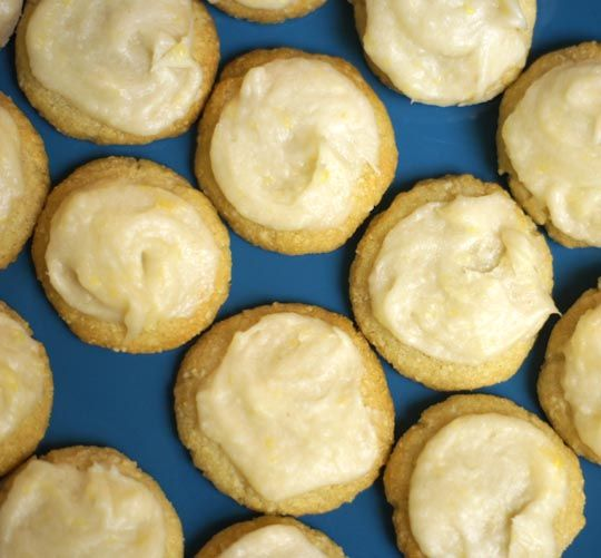 I've got a sweet and tangy treat to share with you today. This quick lemon frosting adds a bright, tart flavor to my favorite grain-free sugar cookies, making them the perfect spring or summer treat. Loaded with healthy, satiating fats from coconut oil, and naturally sweetened with honey, this mouth-watering topping takes any baked good...Read More »