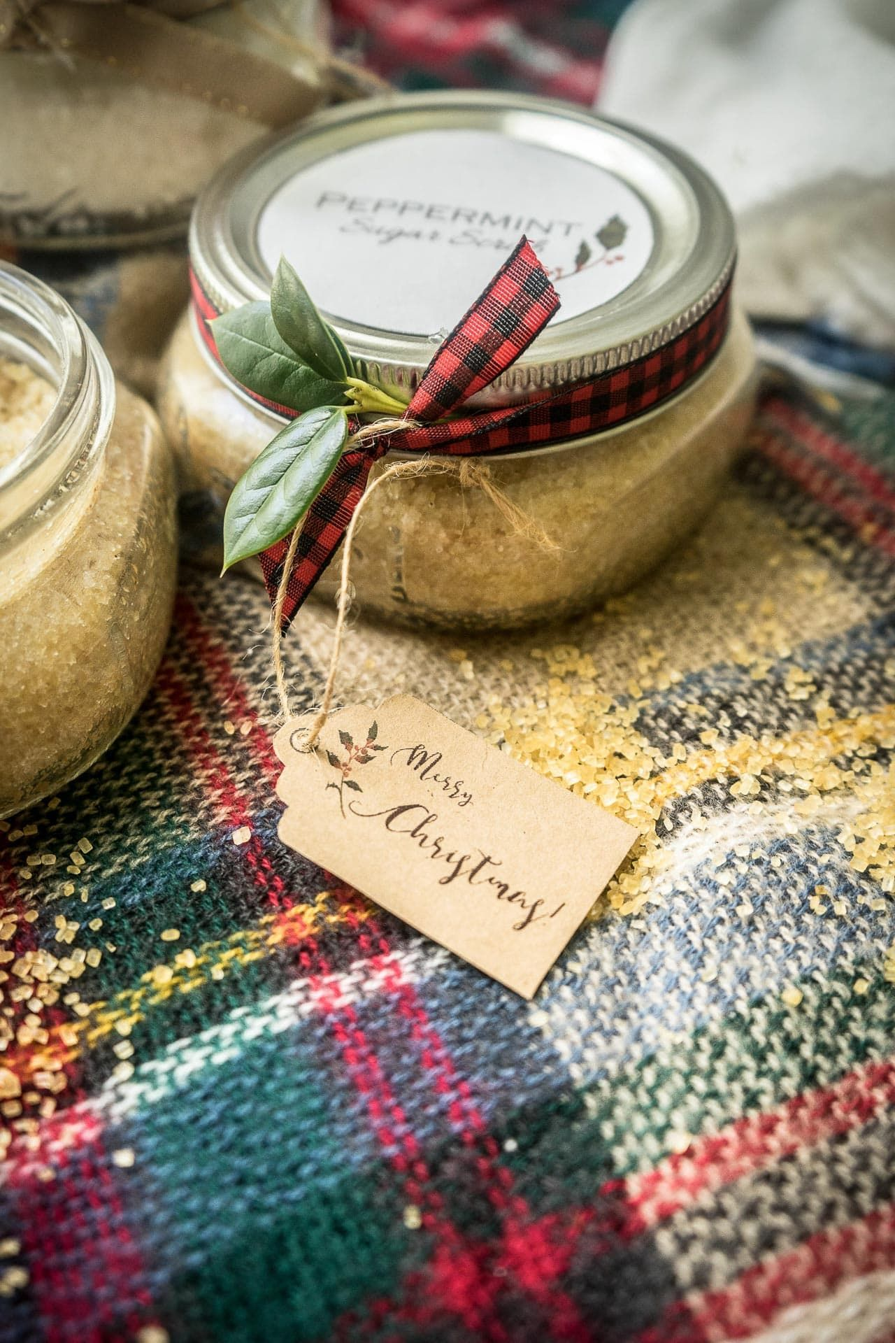 3 Holiday Sugar Scrubs you MUST Make this Winter!