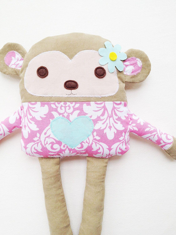 Monkey sewing pattern toy monkey pattern pdf no way thats monkey sewing pattern toy monkey pattern pdf no way thats too cute jeuxipadfo Choice Image