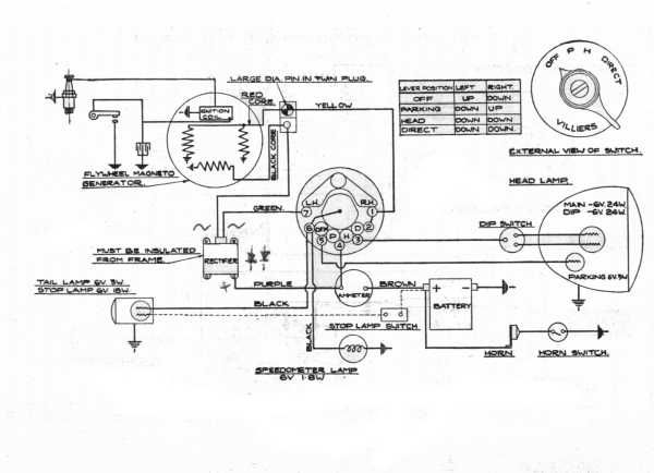 09e Wiring Diagram Rectified