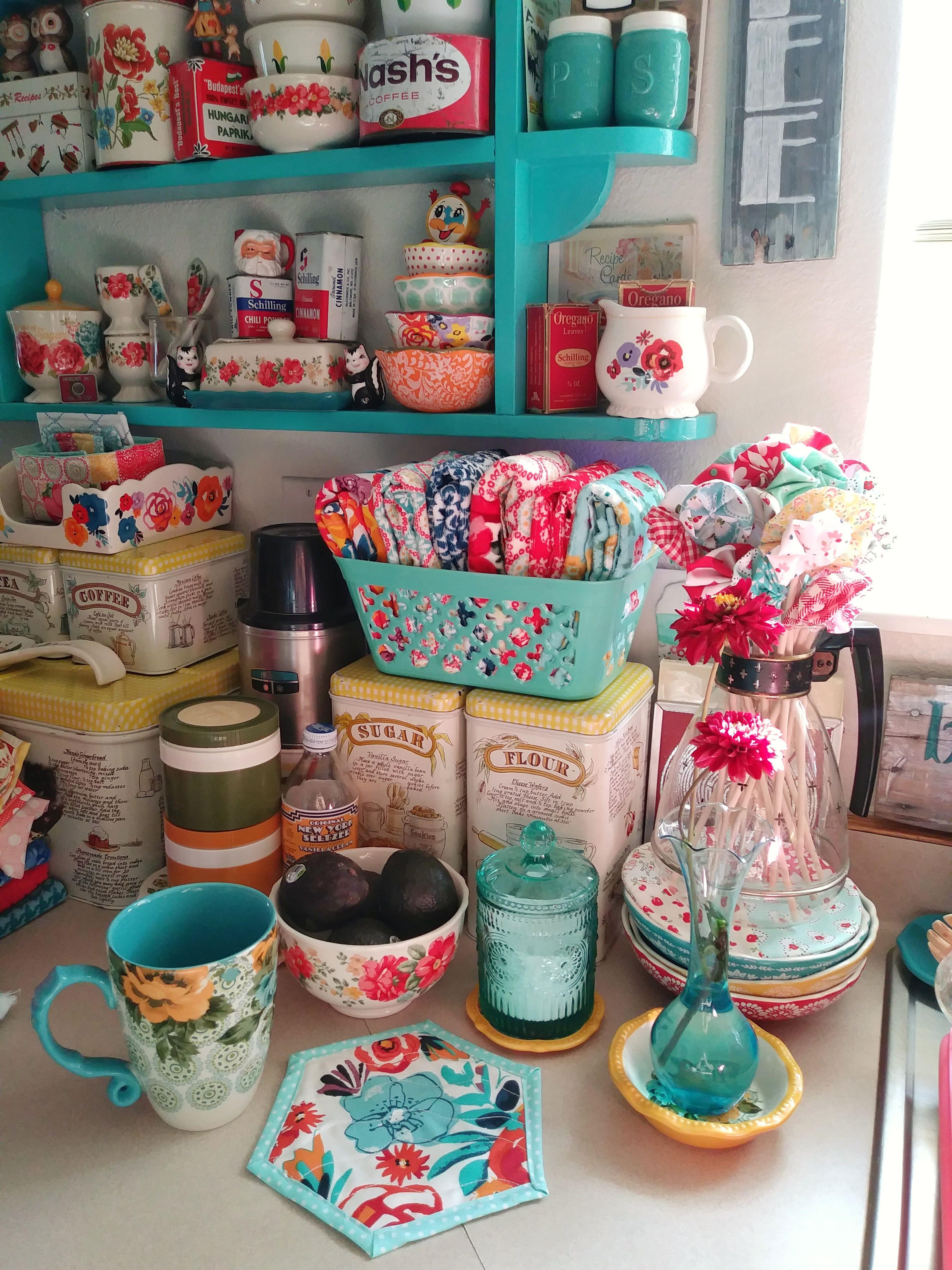 Pioneer Womanflea Marketkitchen Decorquilted Mug Etsy Pioneer Woman Kitchen Decor Pioneer Woman Kitchen Country Kitchen Decor