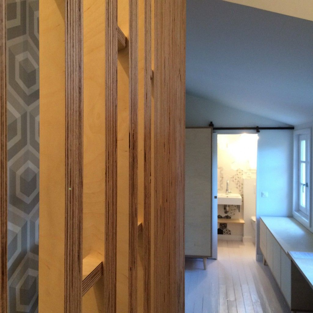 Maison Mb Amenagement D Une Petite Extension Pour Accueillir Les Amis Par Manicot Maison Architecte Interieur Extension