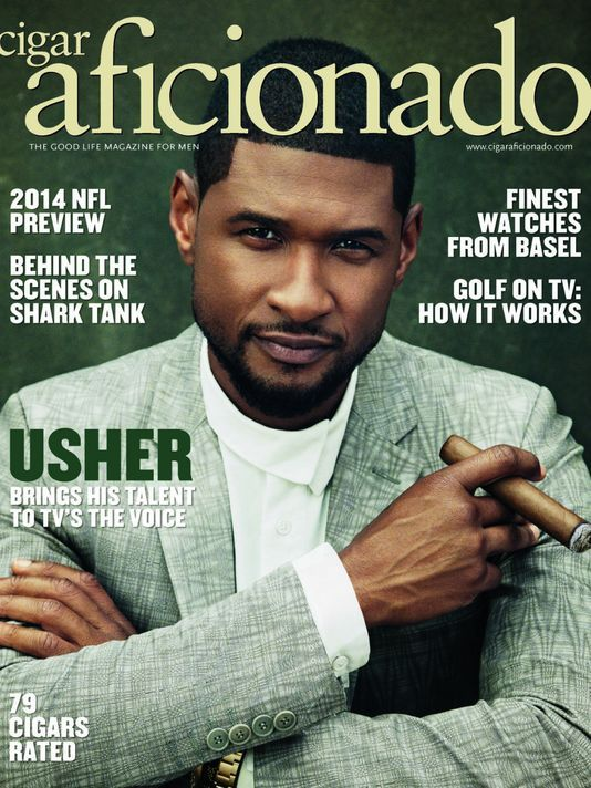 Image result for usher magazine Cigars, Jet magazine, Usher