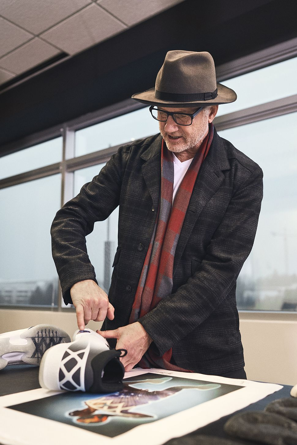 e8b2184f Tinker Hatfield otherwise known as the greatest mind in design and clothing  and greatest Nike worker of all time. his wealth and power leads him to be  the ...