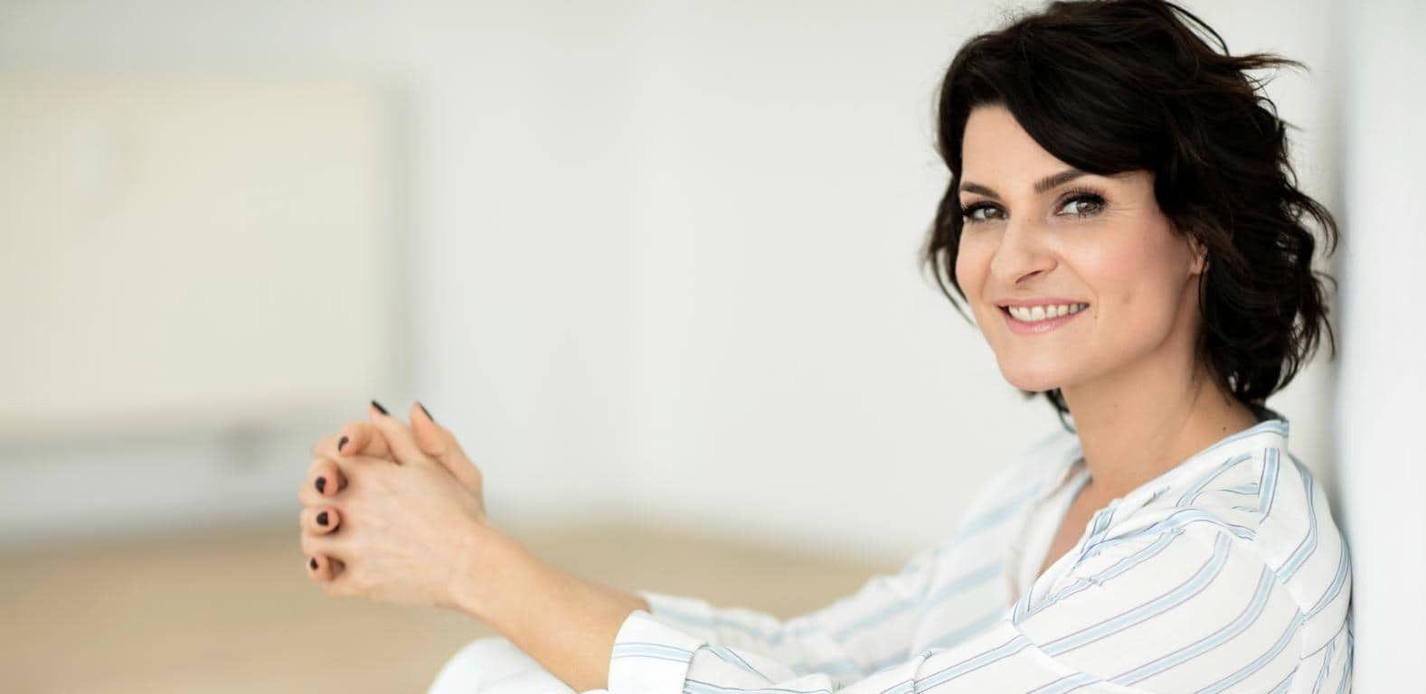 """""""Faces behind glasses: Marlene Lufen im Interview"""