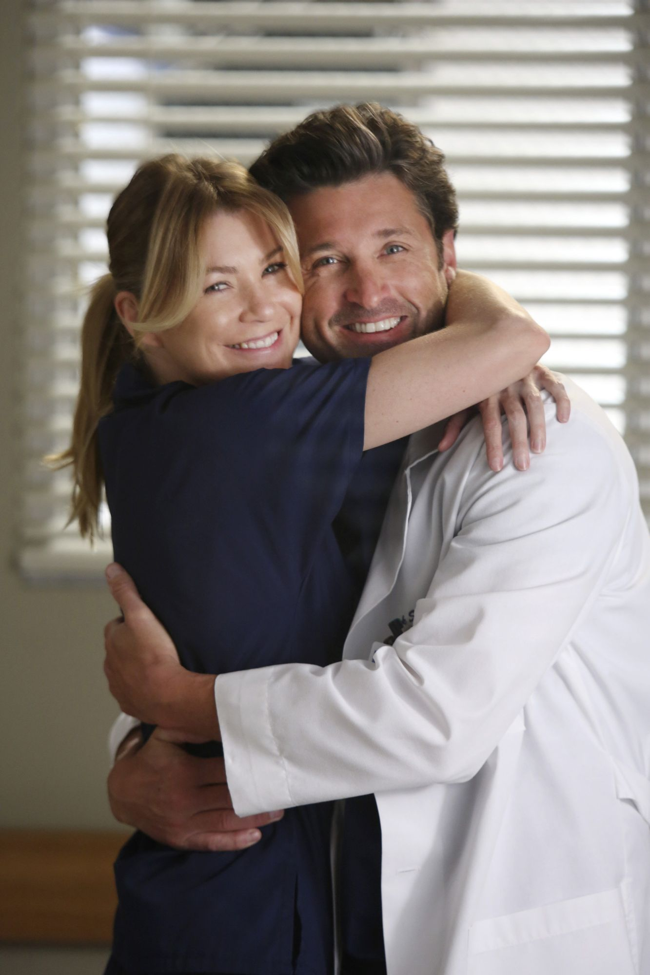 Meredith grey and derek