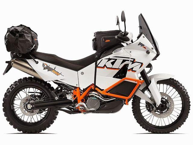 KTM 990 Adventure Bike Photos