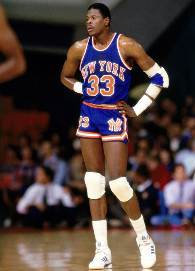 1980s Knicks Road Uniform | New york knicks, New york basketball ...