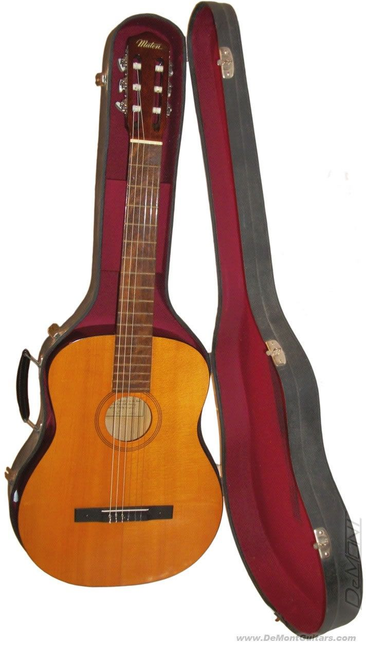 Maton F10 Circa 1969 Classical Guitar Guitar Electric Guitar