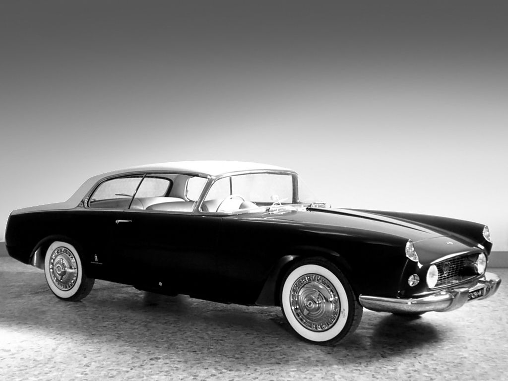 1955 Lancia Aurelia Florida Coupe (B56) by Pininfarina | Passione ...