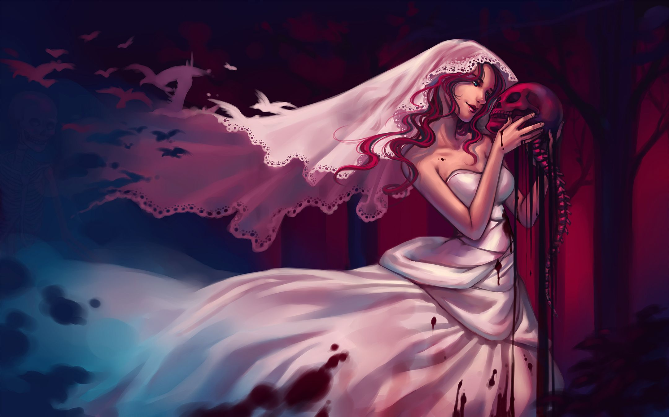 likewise fantasy girl blood - photo #6