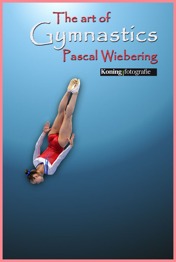 The Art Of Trampolinespringster Pascal Wiebering Tijdens