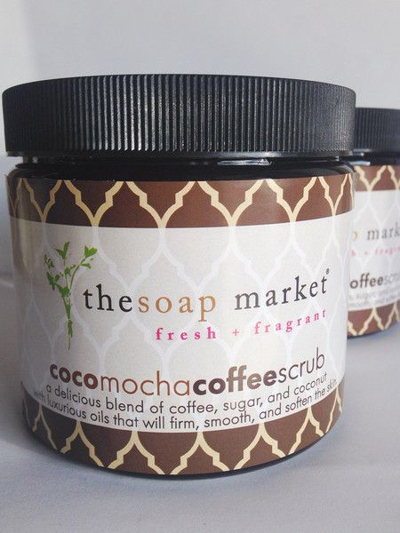 Get glowing skin this summer with this cellulite fighting, skin smoothing coffee scrub!