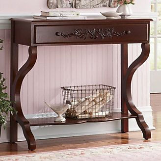 Console, Staunton from HomeVisions