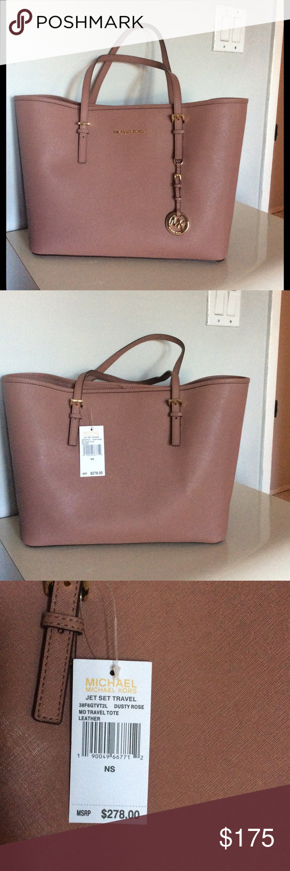Michael kors large tote New with tags never used . Large size AUTHENTIC !!!! NO TRADES Michael Kors Bags Totes