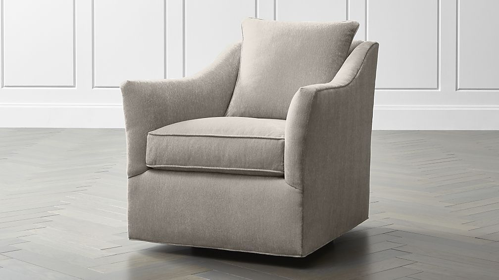 Keely 360 Swivel Chair