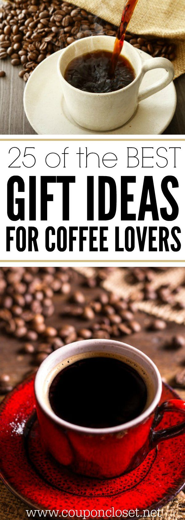 Best gifts for coffee lovers 25 gift ideas for coffee