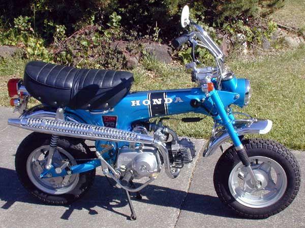 honda st 70 dax   Fotos de Motos   Pinterest   Honda, Classic and ...