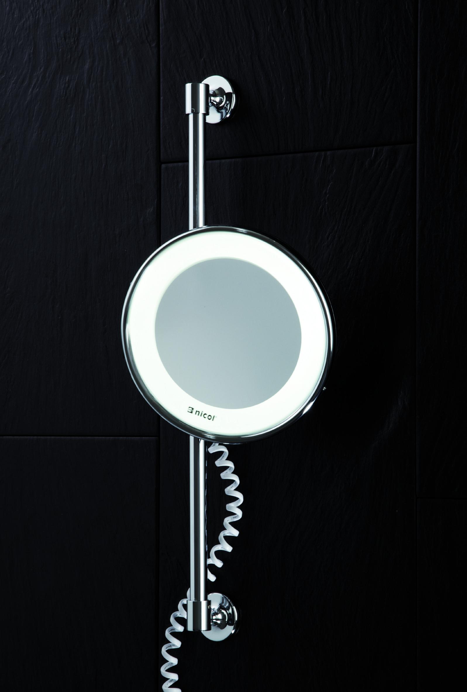 Kosmetikspiegel Beleuchtet Fur Die Wand Schminkspiegel Mit Tageslicht Beleuchtung Und Schminkspiegel Beleuchtet Kosmetikspiegel Mit Beleuchtung Schminkspiegel