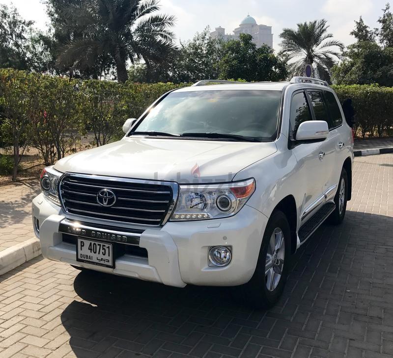 Dubai Land Cruiser VERIFIED CAR! LAND CRUISER