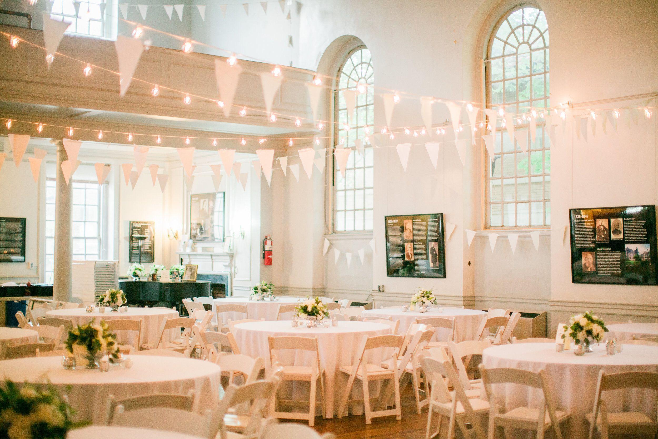 Katie and Adam // All Souls Unitarian Church Wedding