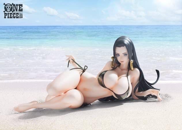 Anime und manga bikini