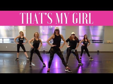 That's My Girl by Fifth Harmony. SHiNE DANCE FITNESS