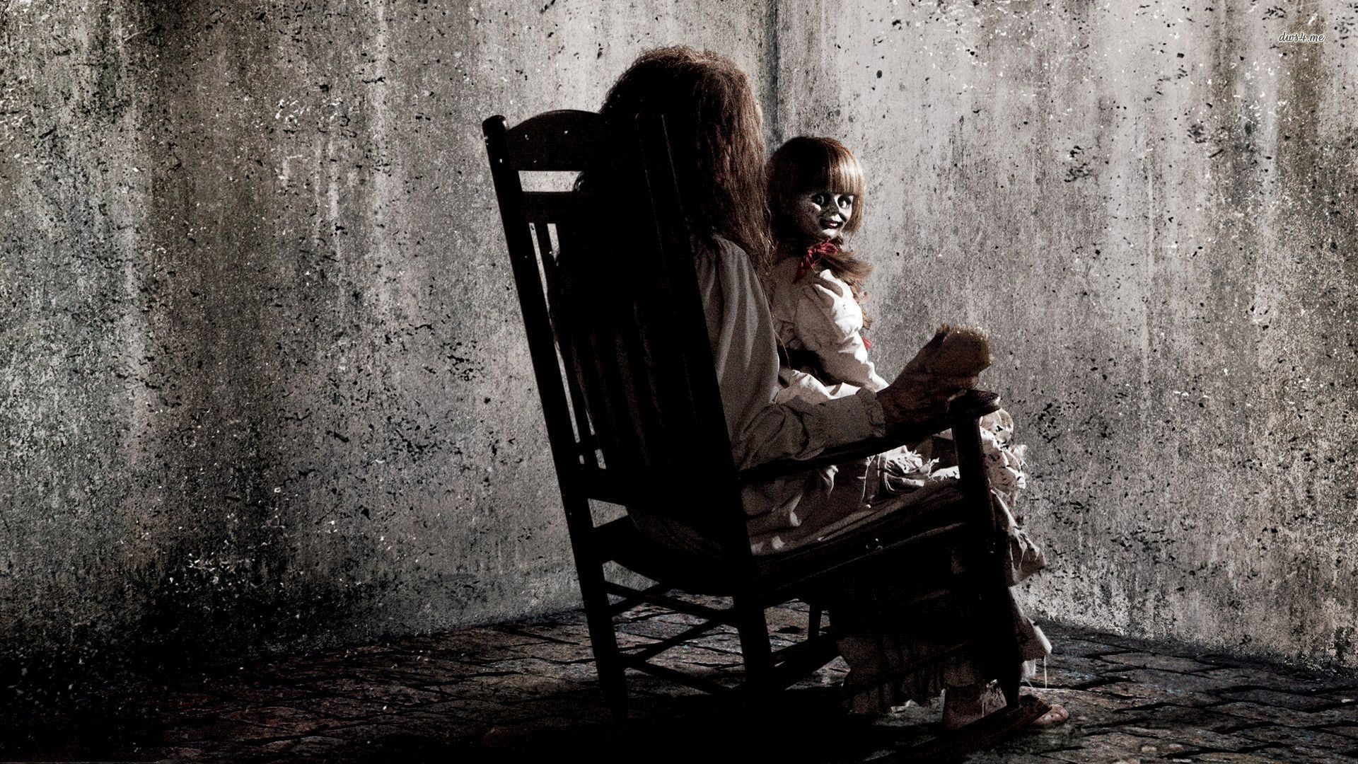 the conjuring wallpaper | all wallpapers | pinterest | annabelle